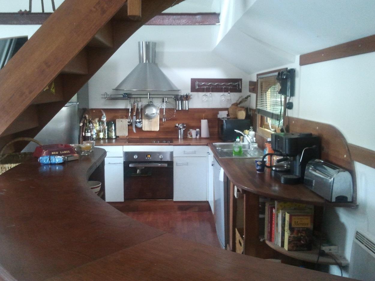p niche freycinet am nag e 89 seine plus sp cialiste du bateau logement p niche d. Black Bedroom Furniture Sets. Home Design Ideas